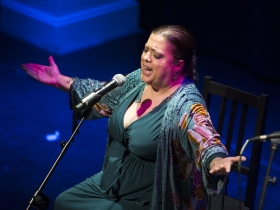 "Jueves Flamencos de la Fundación Cajasol: Angelita Montoya (13) • <a style=""font-size:0.8em;"" href=""http://www.flickr.com/photos/129072575@N05/38249816106/"" target=""_blank"">View on Flickr</a>"