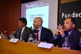 """V Foro de la Empresa Agroalimentaria y de la Distribución en la Fundación Cajasol (10) • <a style=""""font-size:0.8em;"""" href=""""http://www.flickr.com/photos/129072575@N05/24829672148/"""" target=""""_blank"""">View on Flickr</a>"""