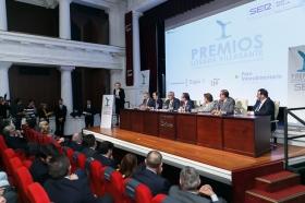 """Entrega de los V Premios Losada Villasante en la Fundación Cajasol (7) • <a style=""""font-size:0.8em;"""" href=""""http://www.flickr.com/photos/129072575@N05/38442019256/"""" target=""""_blank"""">View on Flickr</a>"""