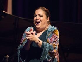 "Jueves Flamencos de la Fundación Cajasol: Angelita Montoya (5) • <a style=""font-size:0.8em;"" href=""http://www.flickr.com/photos/129072575@N05/38304264471/"" target=""_blank"">View on Flickr</a>"