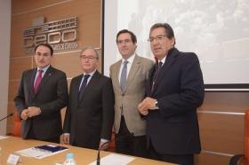 """40º aniversario de la Confederación de Empresarios de Córdoba (2) • <a style=""""font-size:0.8em;"""" href=""""http://www.flickr.com/photos/129072575@N05/38983466641/"""" target=""""_blank"""">View on Flickr</a>"""
