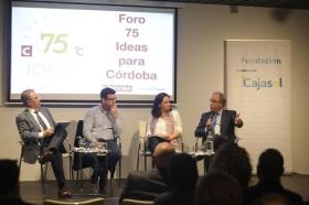 "Foro '75 ideas para Córdoba en la Fundación Cajasol (Noviembre de 2017) (14) • <a style=""font-size:0.8em;"" href=""http://www.flickr.com/photos/129072575@N05/38237547341/"" target=""_blank"">View on Flickr</a>"