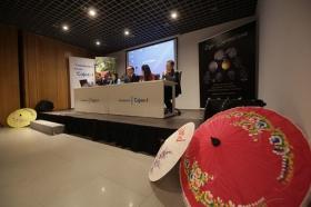 "III curso de Lujo-gourmet desde la Fundación Cajasol en Córdoba (3) • <a style=""font-size:0.8em;"" href=""http://www.flickr.com/photos/129072575@N05/38412468661/"" target=""_blank"">View on Flickr</a>"