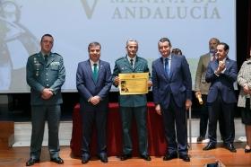 """Entrega de los V Premios Menina en la Fundación Cajasol (11) • <a style=""""font-size:0.8em;"""" href=""""http://www.flickr.com/photos/129072575@N05/38550016202/"""" target=""""_blank"""">View on Flickr</a>"""
