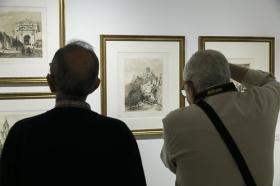 """Exposicion 'Obra Gráfica de la Colección de la Fundación Cajasol' en Sevilla (13) • <a style=""""font-size:0.8em;"""" href=""""http://www.flickr.com/photos/129072575@N05/38249901332/"""" target=""""_blank"""">View on Flickr</a>"""