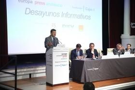 """Desayunos Informativos de Europa Press, con el ministro de Justicia, Rafael Catalá, en la Fundación Cajasol (3) • <a style=""""font-size:0.8em;"""" href=""""http://www.flickr.com/photos/129072575@N05/38702544351/"""" target=""""_blank"""">View on Flickr</a>"""