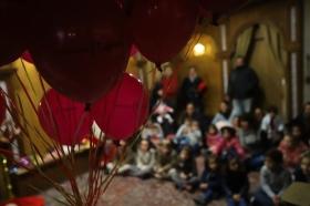 "Visita teatralizada al Belén 2017 de la Fundación Cajasol en Córdoba (6) • <a style=""font-size:0.8em;"" href=""http://www.flickr.com/photos/129072575@N05/25010841888/"" target=""_blank"">View on Flickr</a>"