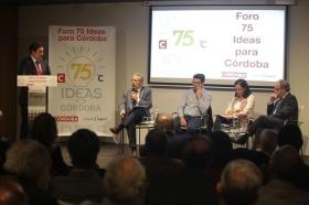 "Foro '75 ideas para Córdoba en la Fundación Cajasol (Noviembre de 2017) (10) • <a style=""font-size:0.8em;"" href=""http://www.flickr.com/photos/129072575@N05/38237547091/"" target=""_blank"">View on Flickr</a>"