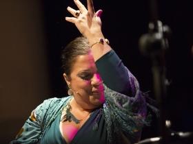 "Jueves Flamencos de la Fundación Cajasol: Angelita Montoya (15) • <a style=""font-size:0.8em;"" href=""http://www.flickr.com/photos/129072575@N05/24434081308/"" target=""_blank"">View on Flickr</a>"
