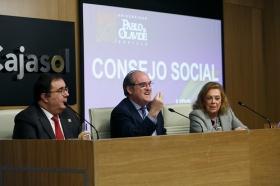"Conferencia de Ángel Gabilondo en la Fundación Cajasol (7) • <a style=""font-size:0.8em;"" href=""http://www.flickr.com/photos/129072575@N05/38129091644/"" target=""_blank"">View on Flickr</a>"