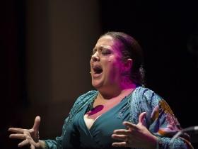 "Jueves Flamencos de la Fundación Cajasol: Angelita Montoya (18) • <a style=""font-size:0.8em;"" href=""http://www.flickr.com/photos/129072575@N05/38249810756/"" target=""_blank"">View on Flickr</a>"