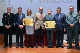 """Entrega de los V Premios Menina en la Fundación Cajasol (4) • <a style=""""font-size:0.8em;"""" href=""""http://www.flickr.com/photos/129072575@N05/38550014642/"""" target=""""_blank"""">View on Flickr</a>"""
