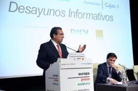 """Desayunos Informativos de Europa Press, con el ministro de Justicia, Rafael Catalá, en la Fundación Cajasol (12) • <a style=""""font-size:0.8em;"""" href=""""http://www.flickr.com/photos/129072575@N05/38702545061/"""" target=""""_blank"""">View on Flickr</a>"""