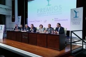 """Entrega de los V Premios Losada Villasante en la Fundación Cajasol (18) • <a style=""""font-size:0.8em;"""" href=""""http://www.flickr.com/photos/129072575@N05/26721791179/"""" target=""""_blank"""">View on Flickr</a>"""