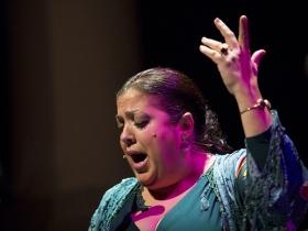 "Jueves Flamencos de la Fundación Cajasol: Angelita Montoya (16) • <a style=""font-size:0.8em;"" href=""http://www.flickr.com/photos/129072575@N05/38249816546/"" target=""_blank"">View on Flickr</a>"