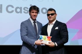 """Entrega de los I Premios DEX en la Fundación Cajasol (3) • <a style=""""font-size:0.8em;"""" href=""""http://www.flickr.com/photos/129072575@N05/38165226085/"""" target=""""_blank"""">View on Flickr</a>"""