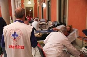 """IX Maratón de Donación de Sangre en la Fundación Cajasol • <a style=""""font-size:0.8em;"""" href=""""http://www.flickr.com/photos/129072575@N05/37567794924/"""" target=""""_blank"""">View on Flickr</a>"""