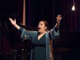 "Jueves Flamencos de la Fundación Cajasol: Angelita Montoya (4) • <a style=""font-size:0.8em;"" href=""http://www.flickr.com/photos/129072575@N05/38249814796/"" target=""_blank"">View on Flickr</a>"