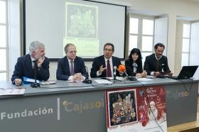 """Presentación Gozos de Diciembre 2017/18 en la Fundación Cajasol (10) • <a style=""""font-size:0.8em;"""" href=""""http://www.flickr.com/photos/129072575@N05/38497538251/"""" target=""""_blank"""">View on Flickr</a>"""
