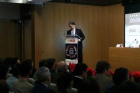 """Presentación de la VIII Campaña '100.000 kilos de ilusión', de la Fundación MAS (8) • <a style=""""font-size:0.8em;"""" href=""""http://www.flickr.com/photos/129072575@N05/25180103528/"""" target=""""_blank"""">View on Flickr</a>"""