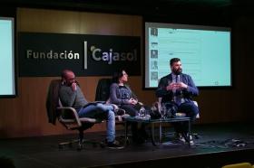 """Fundación Cajasol en un tuit: 'Los límites del derecho y el social media' (12) • <a style=""""font-size:0.8em;"""" href=""""http://www.flickr.com/photos/129072575@N05/38385085086/"""" target=""""_blank"""">View on Flickr</a>"""