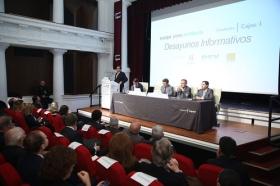 """Desayunos Informativos de Europa Press, con el ministro de Justicia, Rafael Catalá, en la Fundación Cajasol (11) • <a style=""""font-size:0.8em;"""" href=""""http://www.flickr.com/photos/129072575@N05/26926598279/"""" target=""""_blank"""">View on Flickr</a>"""