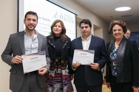 """Entrega de los I Premios TalentoLAB Sevilla en la Fundación Cajasol (24) • <a style=""""font-size:0.8em;"""" href=""""http://www.flickr.com/photos/129072575@N05/38165230545/"""" target=""""_blank"""">View on Flickr</a>"""