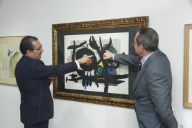 """Exposicion 'Obra Gráfica de la Colección de la Fundación Cajasol' en Sevilla (5) • <a style=""""font-size:0.8em;"""" href=""""http://www.flickr.com/photos/129072575@N05/38281930521/"""" target=""""_blank"""">View on Flickr</a>"""