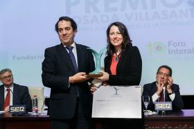 """Entrega de los V Premios Losada Villasante en la Fundación Cajasol (13) • <a style=""""font-size:0.8em;"""" href=""""http://www.flickr.com/photos/129072575@N05/26721790109/"""" target=""""_blank"""">View on Flickr</a>"""