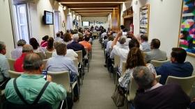 """Votación y elección de los Reyes Magos de Cádiz 2018 en la Fundación Cajasol (6) • <a style=""""font-size:0.8em;"""" href=""""http://www.flickr.com/photos/129072575@N05/24411733218/"""" target=""""_blank"""">View on Flickr</a>"""