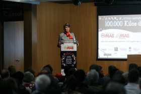 """Presentación de la VIII Campaña '100.000 kilos de ilusión', de la Fundación MAS (14) • <a style=""""font-size:0.8em;"""" href=""""http://www.flickr.com/photos/129072575@N05/38165233275/"""" target=""""_blank"""">View on Flickr</a>"""