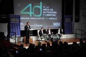"""Encuentros de la SER dedicados a los '40 años del 4-D': Albert Rivera y Juan Marín (11) • <a style=""""font-size:0.8em;"""" href=""""http://www.flickr.com/photos/129072575@N05/38186604895/"""" target=""""_blank"""">View on Flickr</a>"""