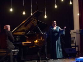 "Jueves Flamencos de la Fundación Cajasol: Angelita Montoya (2) • <a style=""font-size:0.8em;"" href=""http://www.flickr.com/photos/129072575@N05/38272825032/"" target=""_blank"">View on Flickr</a>"