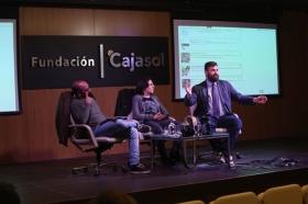"""Fundación Cajasol en un tuit: 'Los límites del derecho y el social media' • <a style=""""font-size:0.8em;"""" href=""""http://www.flickr.com/photos/129072575@N05/38385073246/"""" target=""""_blank"""">View on Flickr</a>"""