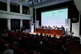 """Entrega de los V Premios Losada Villasante en la Fundación Cajasol (8) • <a style=""""font-size:0.8em;"""" href=""""http://www.flickr.com/photos/129072575@N05/38442019526/"""" target=""""_blank"""">View on Flickr</a>"""