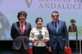 """Entrega de los V Premios Menina en la Fundación Cajasol (24) • <a style=""""font-size:0.8em;"""" href=""""http://www.flickr.com/photos/129072575@N05/26805849069/"""" target=""""_blank"""">View on Flickr</a>"""