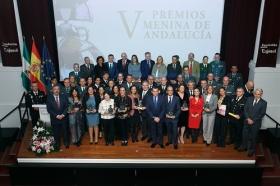 """Entrega de los V Premios Menina en la Fundación Cajasol • <a style=""""font-size:0.8em;"""" href=""""http://www.flickr.com/photos/129072575@N05/38550014332/"""" target=""""_blank"""">View on Flickr</a>"""