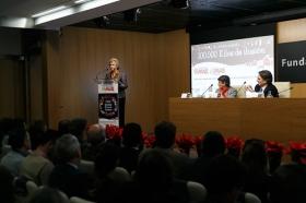 """Presentación de la VIII Campaña '100.000 kilos de ilusión', de la Fundación MAS (3) • <a style=""""font-size:0.8em;"""" href=""""http://www.flickr.com/photos/129072575@N05/39015643642/"""" target=""""_blank"""">View on Flickr</a>"""