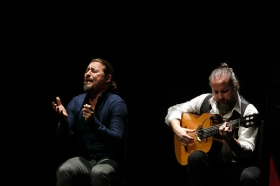 "Jueves Flamencos: Asunción Pérez 'Choni' & David Pérez en 'De2' (31) • <a style=""font-size:0.8em;"" href=""http://www.flickr.com/photos/129072575@N05/39067479001/"" target=""_blank"">View on Flickr</a>"