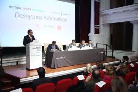 """Desayunos Informativos de Europa Press, con el ministro de Justicia, Rafael Catalá, en la Fundación Cajasol (13) • <a style=""""font-size:0.8em;"""" href=""""http://www.flickr.com/photos/129072575@N05/26926598339/"""" target=""""_blank"""">View on Flickr</a>"""