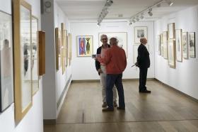 """Exposicion 'Obra Gráfica de la Colección de la Fundación Cajasol' en Sevilla (17) • <a style=""""font-size:0.8em;"""" href=""""http://www.flickr.com/photos/129072575@N05/26506060119/"""" target=""""_blank"""">View on Flickr</a>"""