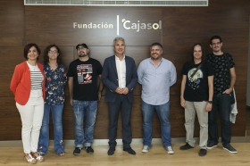 "Jornada 'Ready Player One' en la Fundación Cajasol • <a style=""font-size:0.8em;"" href=""http://www.flickr.com/photos/129072575@N05/38281925041/"" target=""_blank"">View on Flickr</a>"