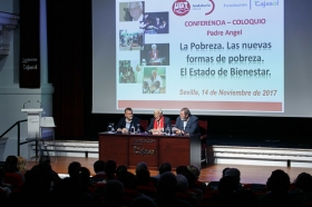 "Conferencia del Padre Ángel en la Fundación Cajasol (10) • <a style=""font-size:0.8em;"" href=""http://www.flickr.com/photos/129072575@N05/38385081456/"" target=""_blank"">View on Flickr</a>"