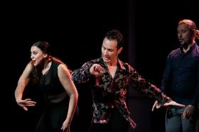 "Jueves Flamencos: Asunción Pérez 'Choni' & David Pérez en 'De2' (27) • <a style=""font-size:0.8em;"" href=""http://www.flickr.com/photos/129072575@N05/39067477851/"" target=""_blank"">View on Flickr</a>"