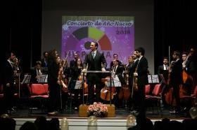 """Concierto de Año Nuevo 2018 en la Fundación Cajasol • <a style=""""font-size:0.8em;"""" href=""""http://www.flickr.com/photos/129072575@N05/24626179307/"""" target=""""_blank"""">View on Flickr</a>"""