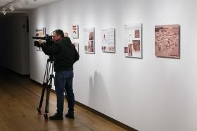 """Exposición 'Tras los pasos del Faraón', en la Sala Murillo de la Fundación Cajasol en Sevilla (20) • <a style=""""font-size:0.8em;"""" href=""""http://www.flickr.com/photos/129072575@N05/39702450591/"""" target=""""_blank"""">View on Flickr</a>"""