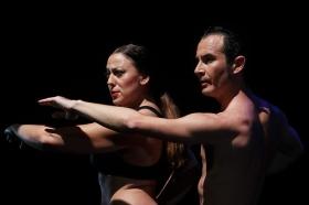 "Jueves Flamencos: Asunción Pérez 'Choni' & David Pérez en 'De2' (25) • <a style=""font-size:0.8em;"" href=""http://www.flickr.com/photos/129072575@N05/24206419207/"" target=""_blank"">View on Flickr</a>"