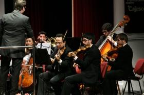 """Concierto de Año Nuevo 2018 en la Fundación Cajasol (9) • <a style=""""font-size:0.8em;"""" href=""""http://www.flickr.com/photos/129072575@N05/24626181507/"""" target=""""_blank"""">View on Flickr</a>"""