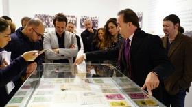 "Exposición 'Paco Alba 1918-2018' en la Fundación Cajasol (10) • <a style=""font-size:0.8em;"" href=""http://www.flickr.com/photos/129072575@N05/26112983008/"" target=""_blank"">View on Flickr</a>"