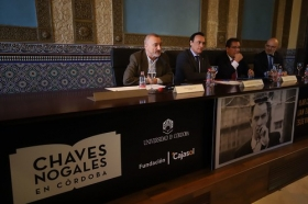"Jornada 'Chaves Nogales en Córdoba' (12) • <a style=""font-size:0.8em;"" href=""http://www.flickr.com/photos/129072575@N05/40342080242/"" target=""_blank"">View on Flickr</a>"